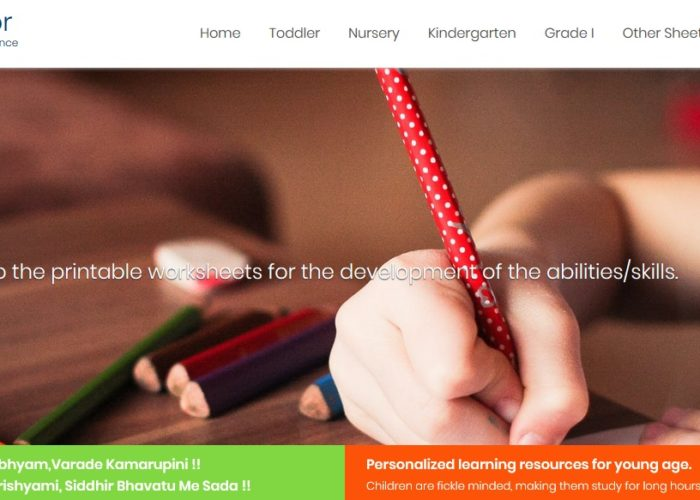 School Tutor – Website Development